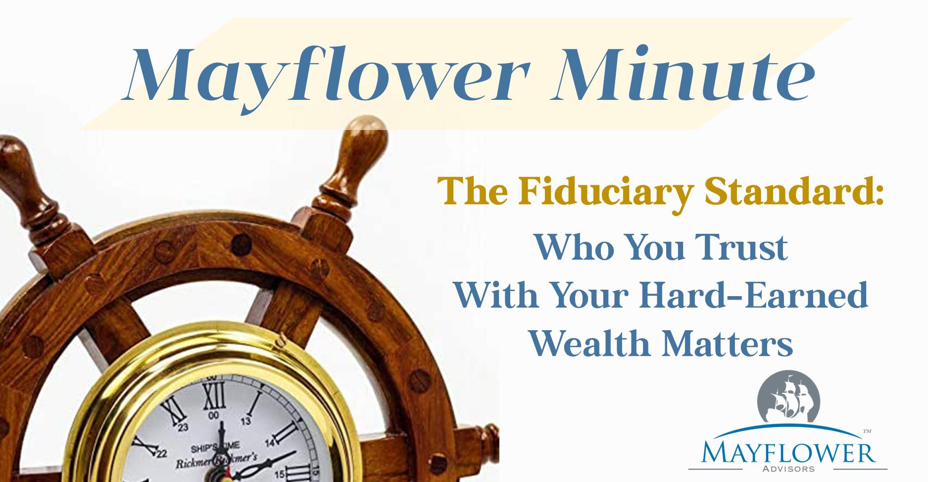 Mayflower Minute_Fiduciary Banner